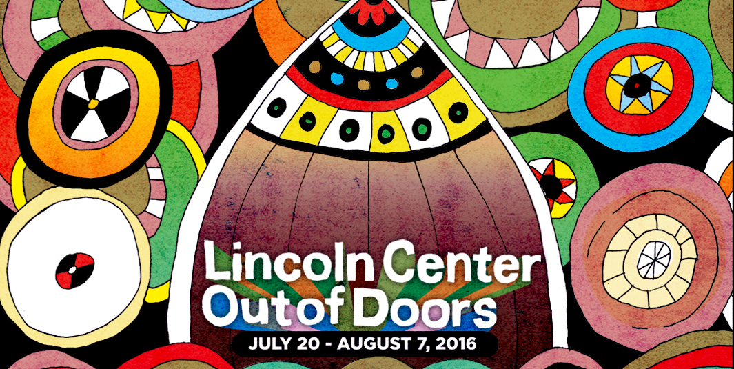 Lincoln Center Out of Doors 2016