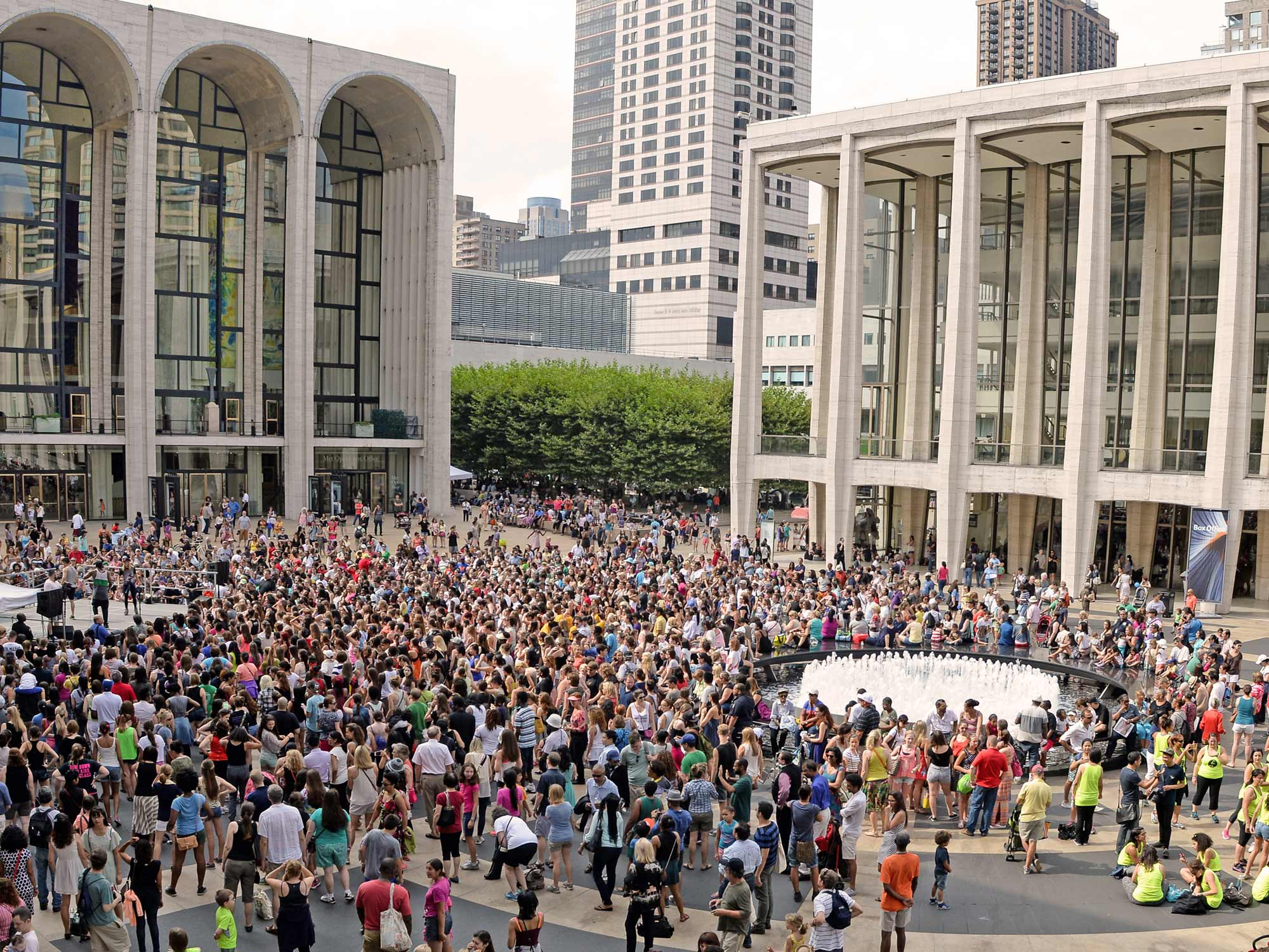 Lincoln Center Block Party <small>with Illstyle & Peace Productions</small>