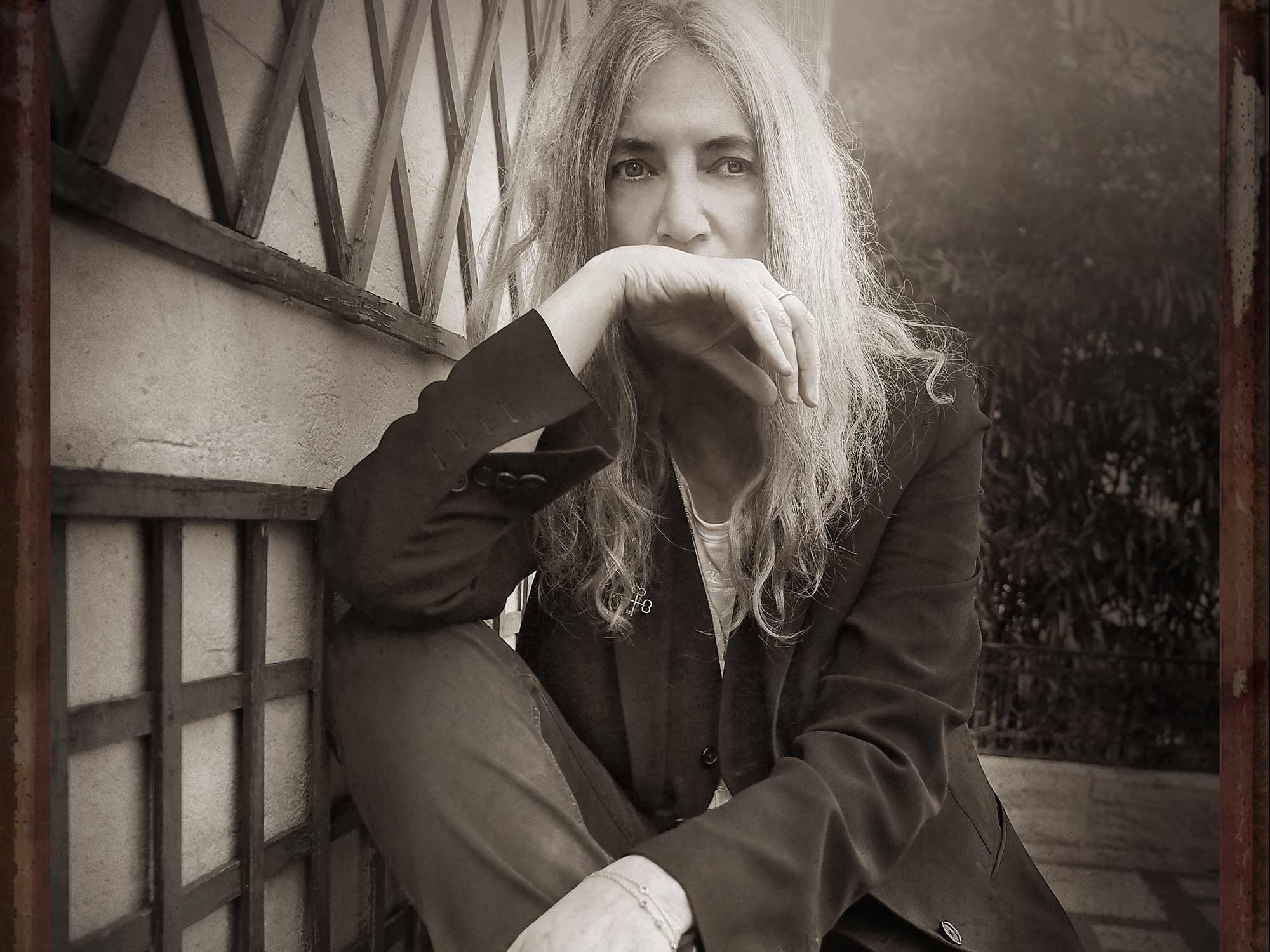 A Night of Words and Music <small>with</small> Patti Smith, Lenny Kaye, <small>and</small> Tony Shanahan