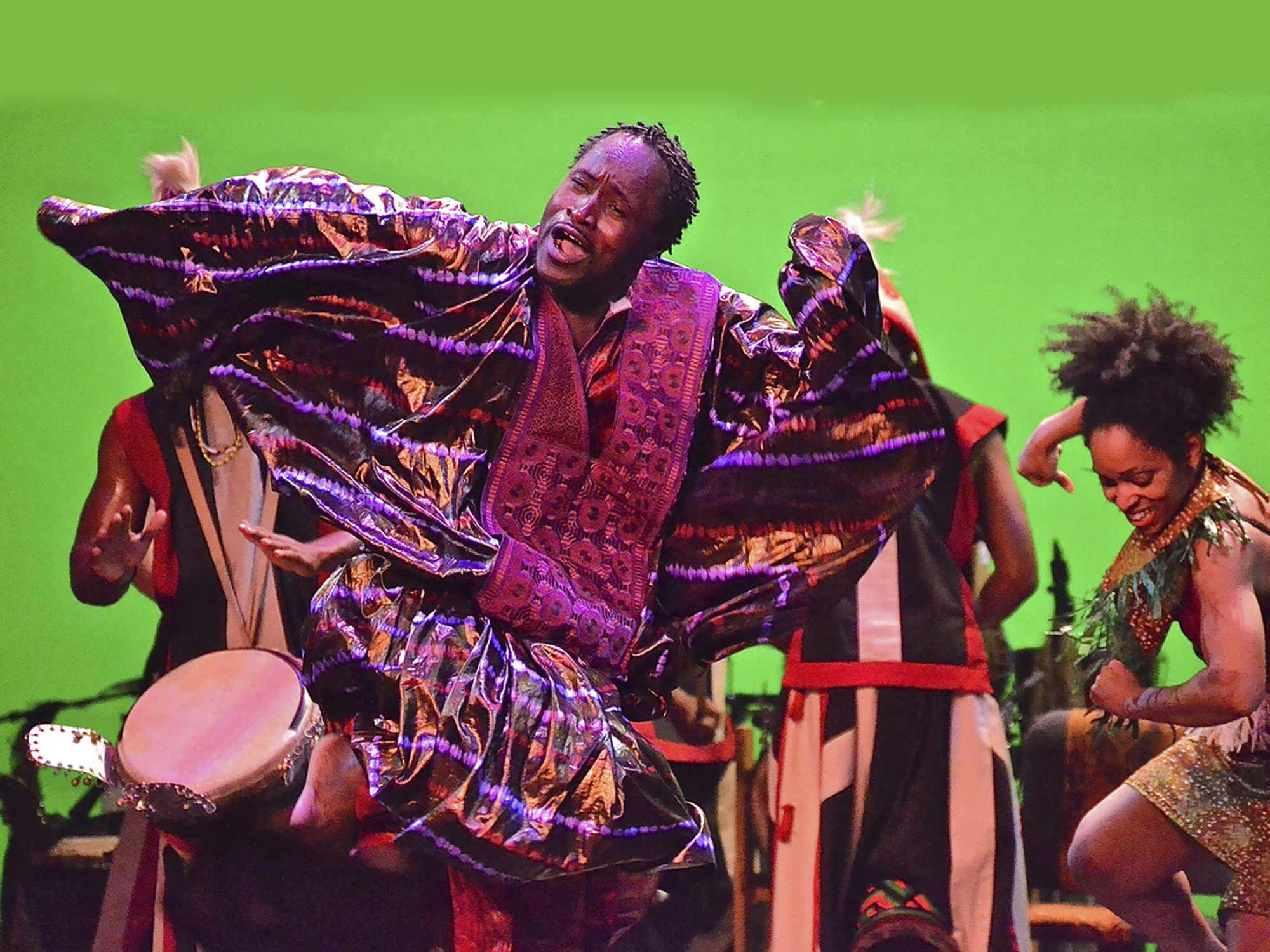 Bambara Drum and Dance Ensemble