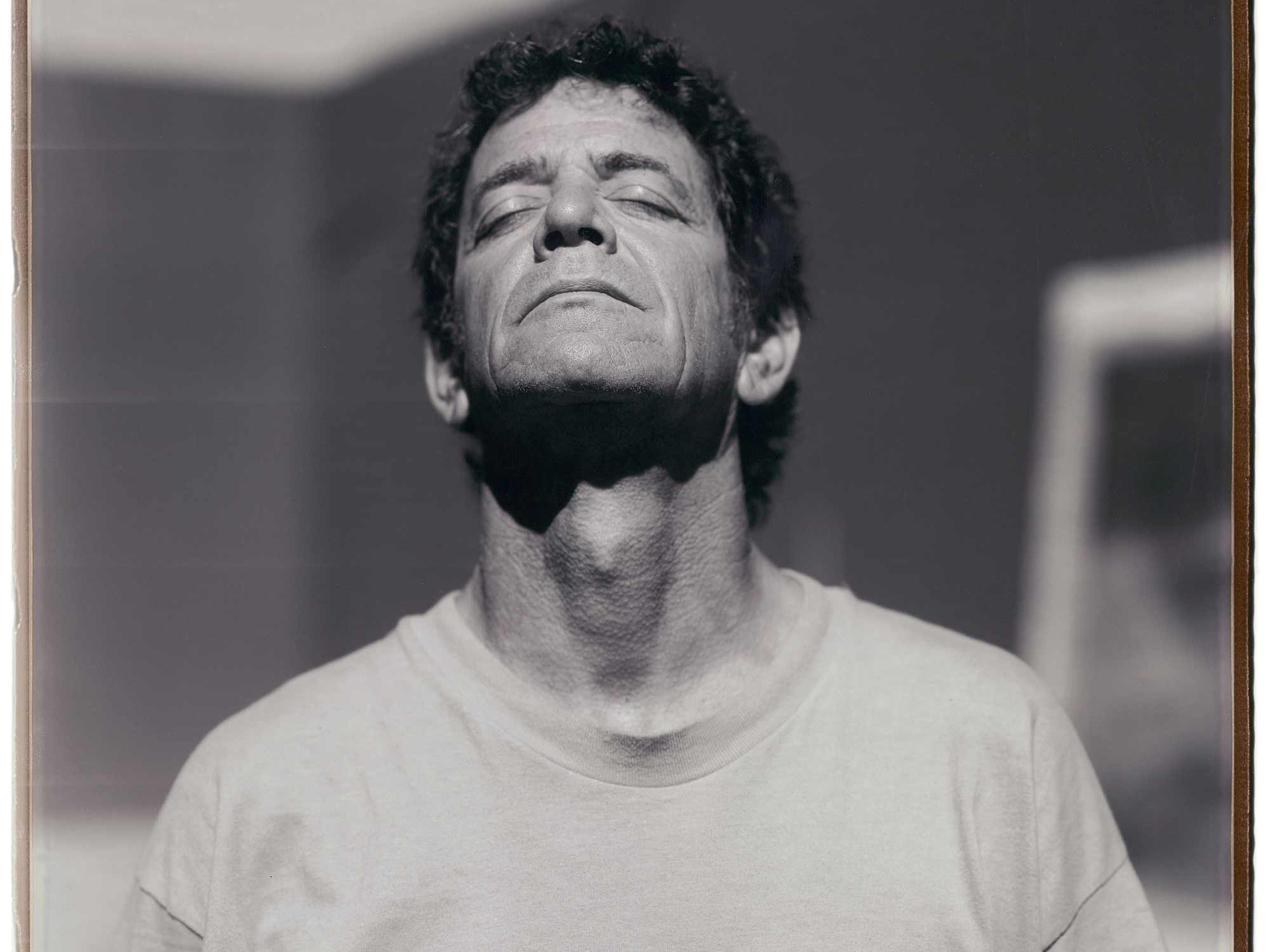 Untitled (Lou Reed, Montauk Studio), 2002, 20 x 24